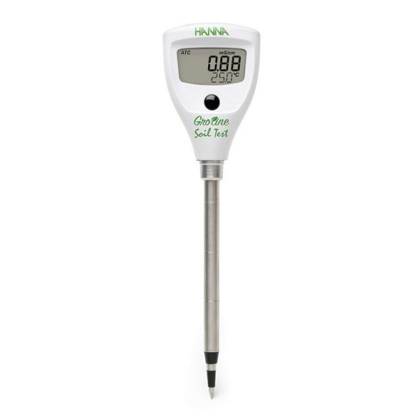 αγωγιμόμετρο εδάφους Soil Test™ – Direct Soil EC Tester Groline– HI98331 – Hanna