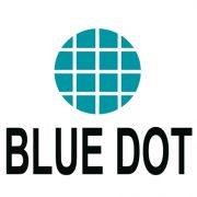 blue dot @geosimio.gr