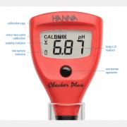 πεχάμετρο ψηφιακό - Checker® Plus pH Tester - 98100 Hanna
