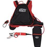 FELCO 820 σετ ψαλίδι κλαδέματος μπαταρίας με power pack εξάρτηση(FELCO 880)