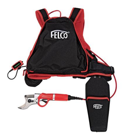 Το FELCO 820 (FELCOTRONIC) στις δενδροκαλλιέργειες