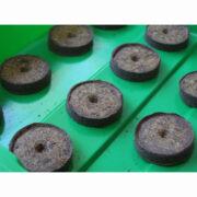 ταμπλέτες(pellets) συμπιεσμένης τύρφης - TABLETTO - NORTENE- 48 τεμ.