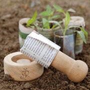 Paper pot maker – καλούπι κατασκευής χάρτινων σπορείων