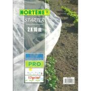 πανί φλις(non woven) ανάπτυξης / παγετοπροστασίας 2X10m - STARTER - NORTENE