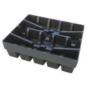 βάσεις-τελάρα 20 θέσεων για γλαστράκια 7x7