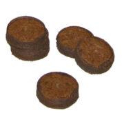 ταμπλέτες(pellets) συμπιεσμένου κοκοφοίνικα - 20 τεμ.