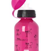 ανοξείδωτο μπουκάλι Ecolife Cats (girls) - 400ml