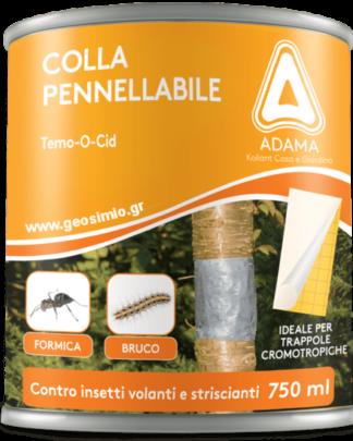 εντομολογική TEMO-O-CID – κόλλα παγίδευσης εντόμων – 750ml