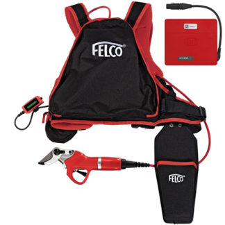 FELCO 801 με powerpack και μεγάλη μπαταρία