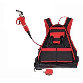 FELCO 820 με powerpack και δύο μπαταρίες