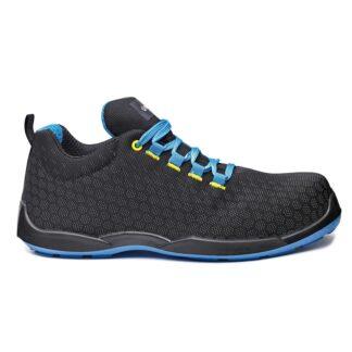 παπούτσια εργασίας BASE - MARATHON S3 SRC ΜΑΥΡΟ/ΜΠΛΕ