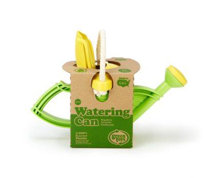 παιδικό σετ ποτιστήρι-τσουγκρανάκι-φτυαράκι - Watering Can - Green Toys