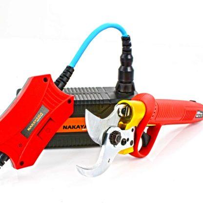 ηλεκτρικό ψαλίδι κλάδου μπαταρίας δενδροκομικό 40V 5Ah - ΝΑΚΑΥΑΜΑ BS4000