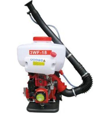 νεφελοψεκαστήρας βενζίνης πλάτης Interpower 3WF-18-3 - 14 λίτρα - 1,5hp