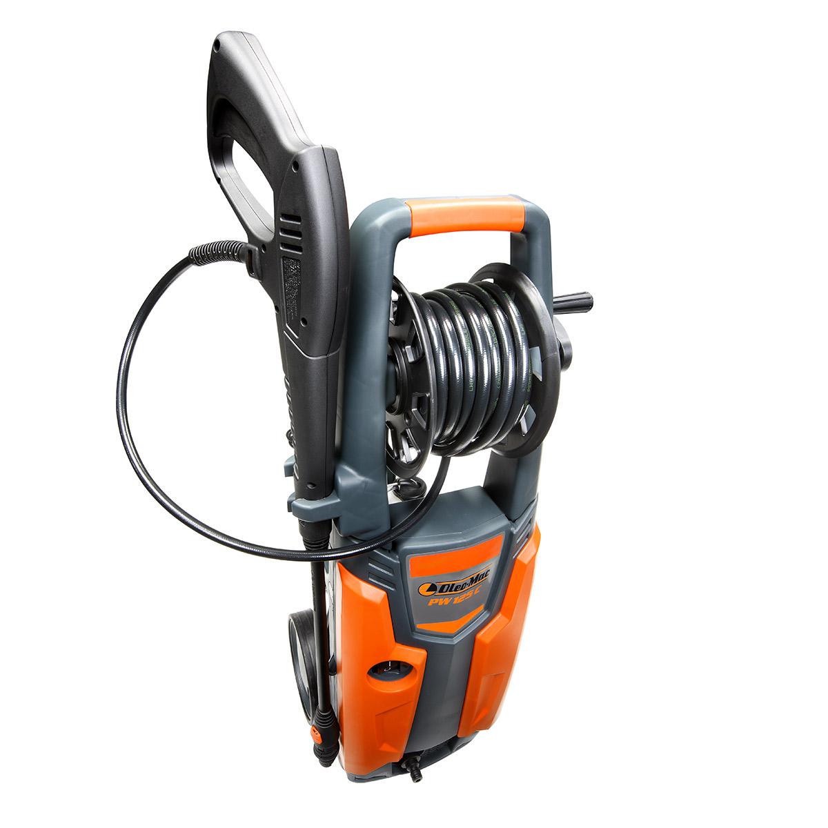 πλυστικό μηχάνημα υψηλής πίεσης Oleo-Mac PW125C - 150bar - 2350Watt