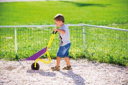 παιδικό καρότσι κηπουρικής - wheelbarrow - stocker 2316
