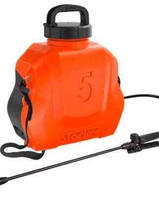 ηλεκτρικός ψεκαστήρας ώμου, μπαταρίας Li-Ion - Stocker - 5 λίτρων
