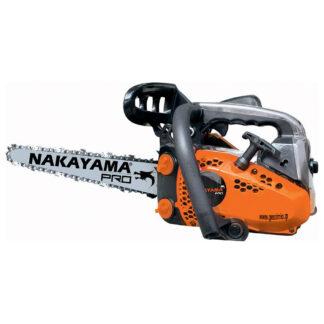 κλαδευτικό αλυσοπρίονο βενζίνης 25,4cc EURO 5 - NAKAYAMA PC3530 με λάμα carving 25cm