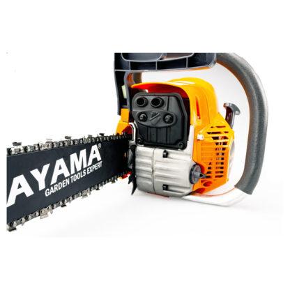 αλυσοπρίονο βενζίνης 45,00cc - NAKAYAMA PC4600 με λάμα 45cm