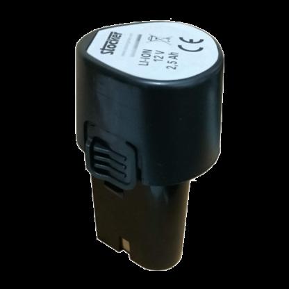 ανταλλακτική μπαταρία Li-Ion για τον ηλεκτρικό ψεκαστήρα ώμου 5Lt Stocker