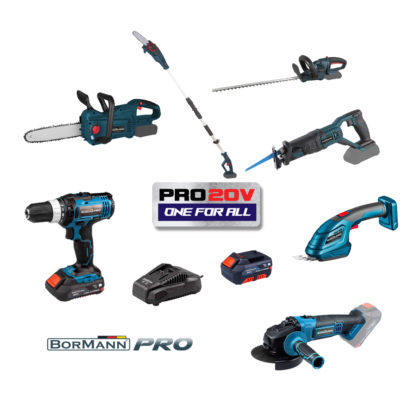 PRO20V-ONE FOR ALL