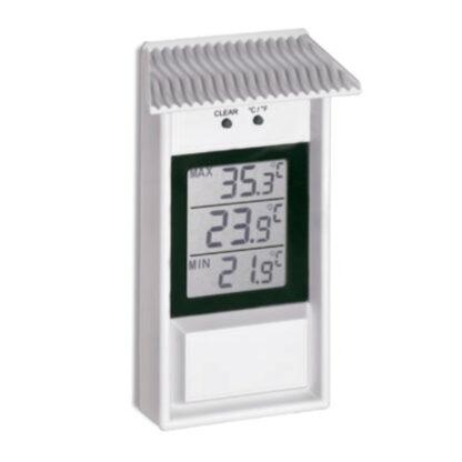 ψηφιακό θερμόμετρο μέγιστης-ελάχιστης θερμοκρασίας -25+70°C/°F(MIN-MAX - θερμοκηπίου)